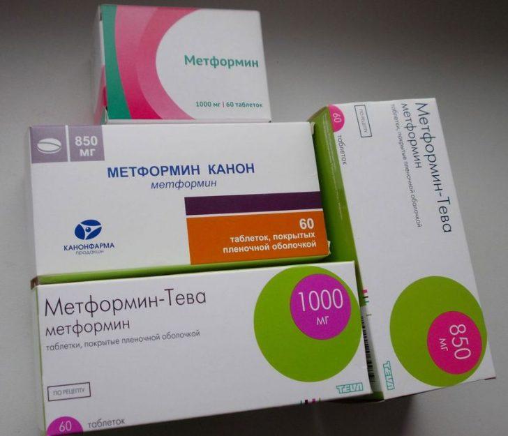 metformin hatása fogyás